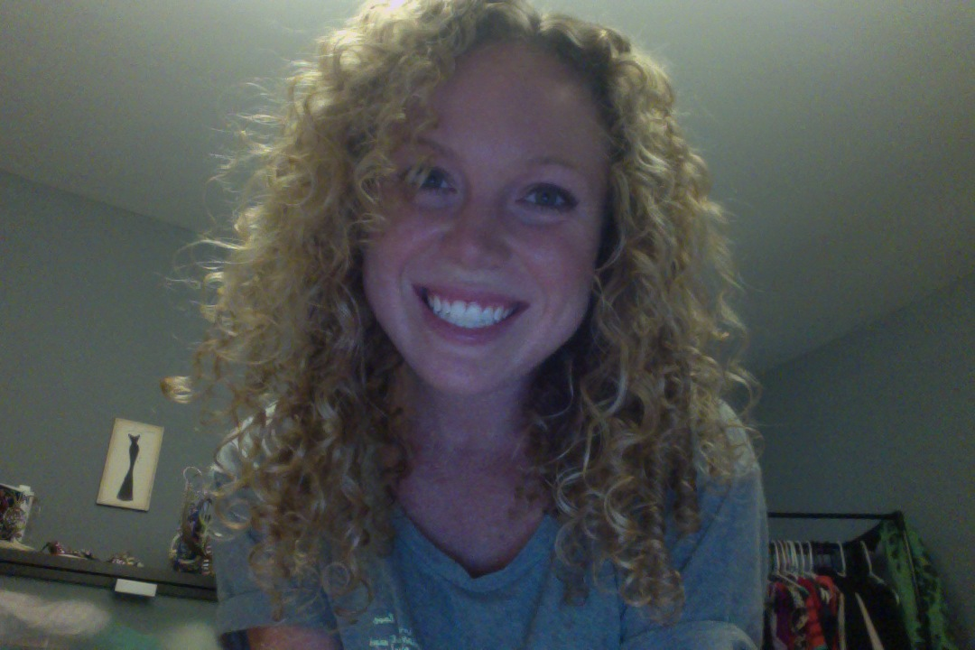 Curly Haircut Review Los Angeles Allison Kehoe