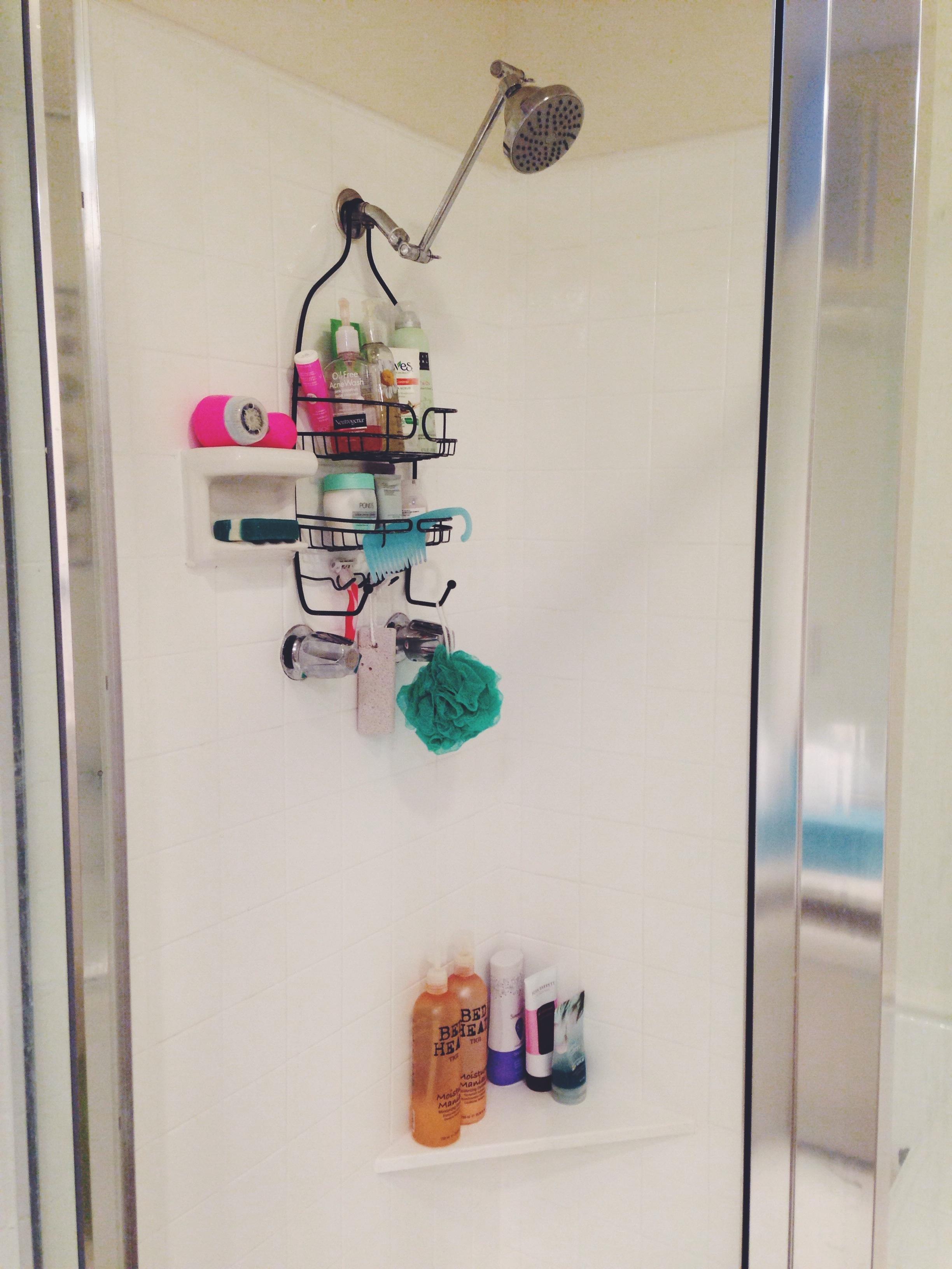 What\'s In My Shower? – allison kehoe