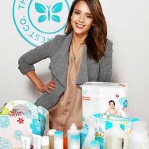 jessica alba, honest co, honest co in target