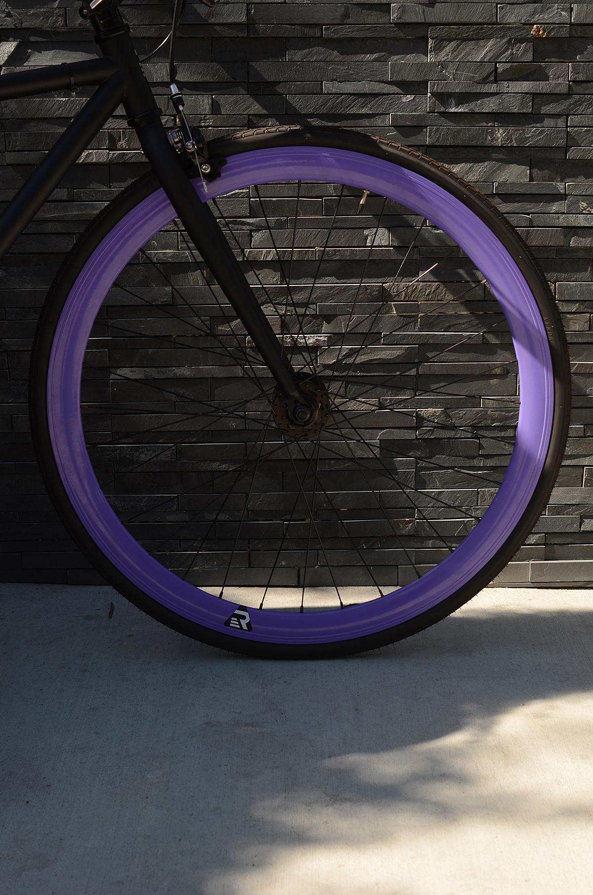 Meet Midnight My New Bike Allison Kehoe