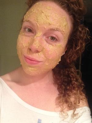moisturizing face mask, oatifix fresh face mask, oatifix lush