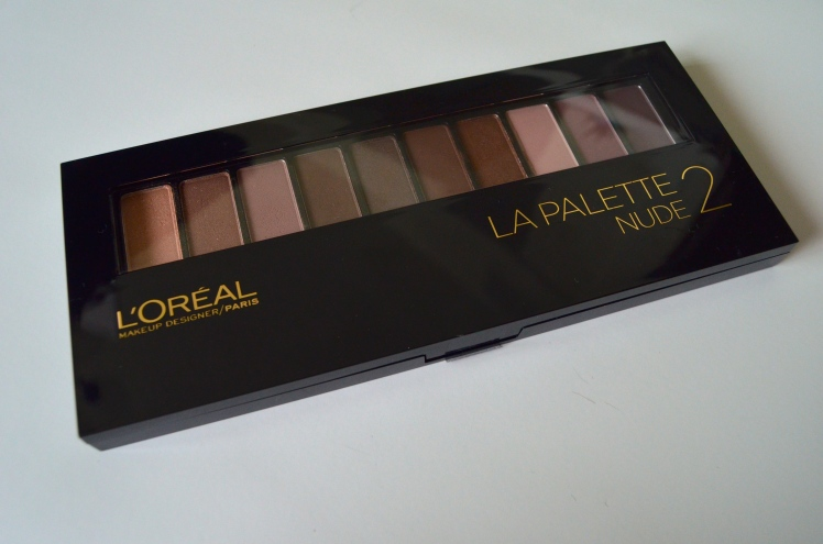 loreal, loreal la palette nude 2, loreal la palette nude, loreal nude palette, review, swatches, beauty, makeup, urban decay naked, urban decay naked dupe, loreal review, loreal palette review, loreal eyeshadow palette, loreal la palette nude review, loreal la palette nude 2 review