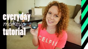 everyday makeup tutorial, everyday makeup, makeup tutorial, tutorial, how to, makeup, beauty, cosmetics, natural makeup tutorial, simple makeup tutorial, simple makeup, natural makeup, powder foundation, best powder foundation, cover fx powder foundation, cover fx, allison kehoe, weezywee, beauty bloggers, beauty blogger