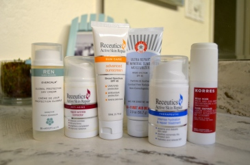 essentials skincare products for sensitive skin