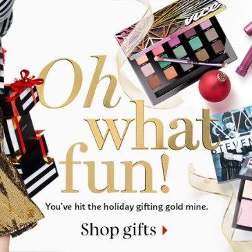 holiday wish list sephora vib sale recommendations