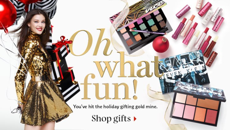 holiday wish list sephora vib sale recommendations