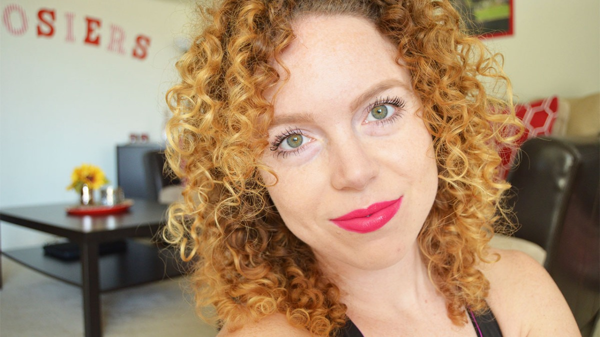 My Fist Devacurl Haircut Devachan La Salon Vlog Allison Kehoe