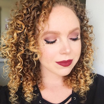 Curly Hair Routine For White People Allison Kehoe